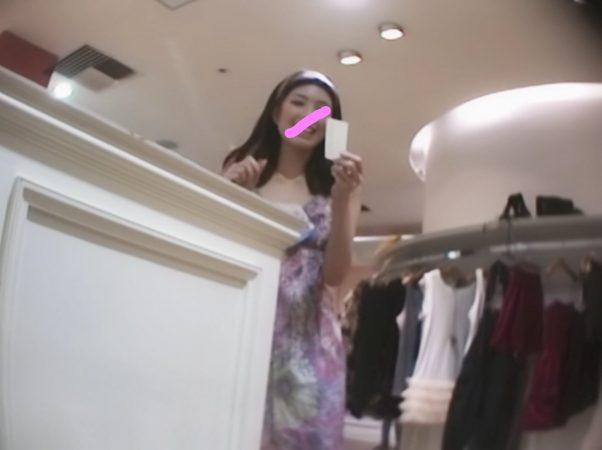 30 モデル店員さん ピンクT 01 - コピー