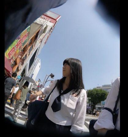 【HD顔出しJK 002】美少女JKちゃんの純白おパンツ シチュ別3人セット01 - コピー