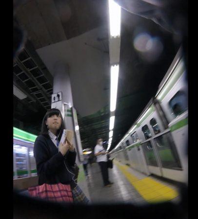 【HD顔出しJK 002】美少女JKちゃんの純白おパンツ シチュ別3人セット03 - コピー
