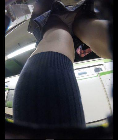 【HD顔出しJK 002】美少女JKちゃんの純白おパンツ シチュ別3人セット04 - コピー
