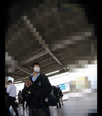 【HD顔出しJK 002】美少女JKちゃんの純白おパンツ シチュ別3人セット05 - コピー