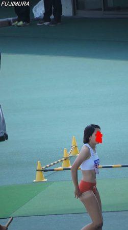 日本学生陸上競技選手権大会女子三段跳【動画】スポーツ編 3005-6 - コピー
