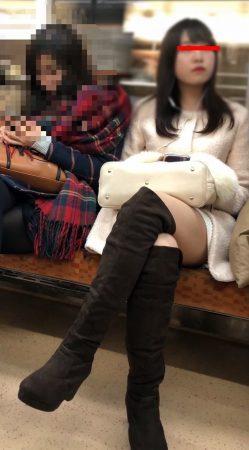 足組替えシリーズ3 超S級美人お姉さん1