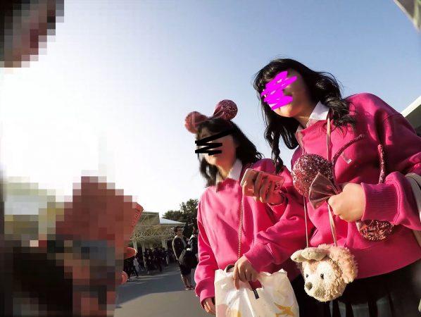 PcolleGcolleレビューみみっく【顔出しJK16】夢⑧ 甘えんぼ妹系JKのもち肌白P【声かけ】11