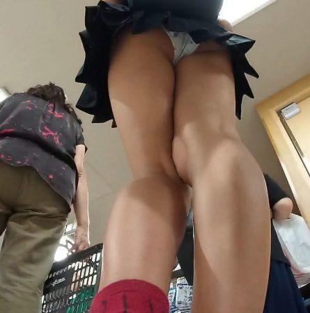 PcolleGcolleレビュープルート【新シリーズ】制服逆さ撮りNo3-6