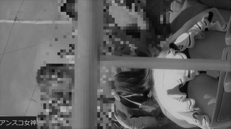 PcolleレビューGcolleアンスコ女神【東京有名私立大学チア】アイドル級の可愛さ!でもアンスコ食い込みはしっかりと!2