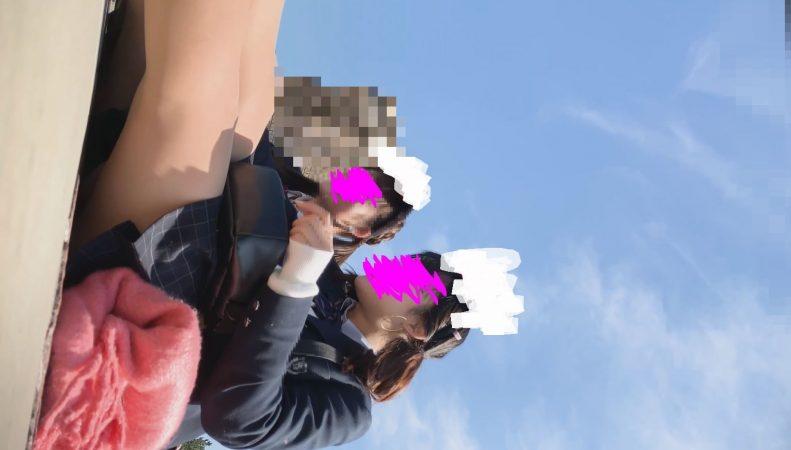 PcolleレビューGcolleたぴおか#13 夢の国@JKカップル!?お城前で撮影しながらイチャイチャ?&声かけ。1