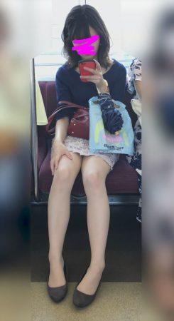 PcolleレビューGcolle感動の最終回【1020まで顔出し】アイドル級顔面お姉さんのスト越し白パンティ2
