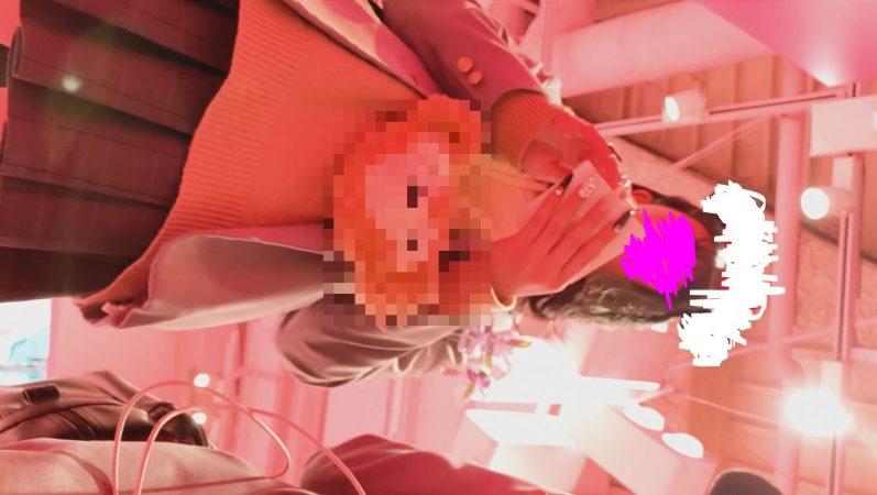 PcolleレビューGcolleたぴおか#14 夢の国×プリクラ@楽しいはずのモデル撮影が黒髪ギャルJKに湧き上がる不信感。2カメ体制25