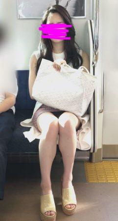 PcolleレビューGcolle感動の最終回【1117まで顔出し】モデル級美女の激ミニパンチラ4