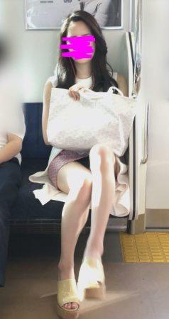 PcolleレビューGcolle感動の最終回【1117まで顔出し】モデル級美女の激ミニパンチラ5