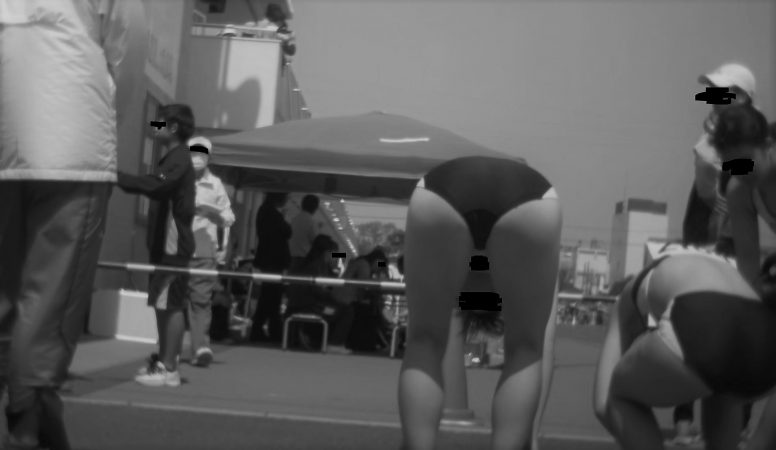 PcolleレビューGcolleパンチラpepe【動画】pepeの陸上美脚女子vol3-1