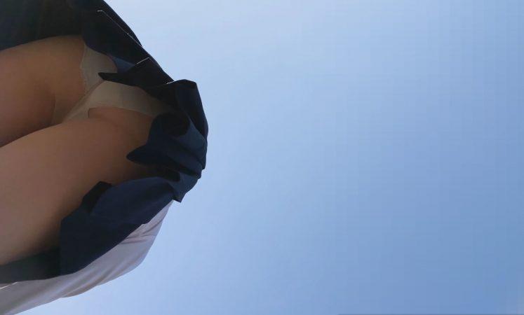 PcolleレビューGcolleパンチラたぴおか#17 夢の国@お城前でイチャイチャするJKのスカートの中見えっぱなし。撮影しながら声かけ8