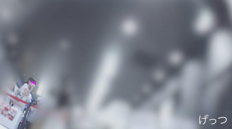 PcolleレビューGcolleパンチラげっつ白ワンピのCちゃんをいちご狩り18
