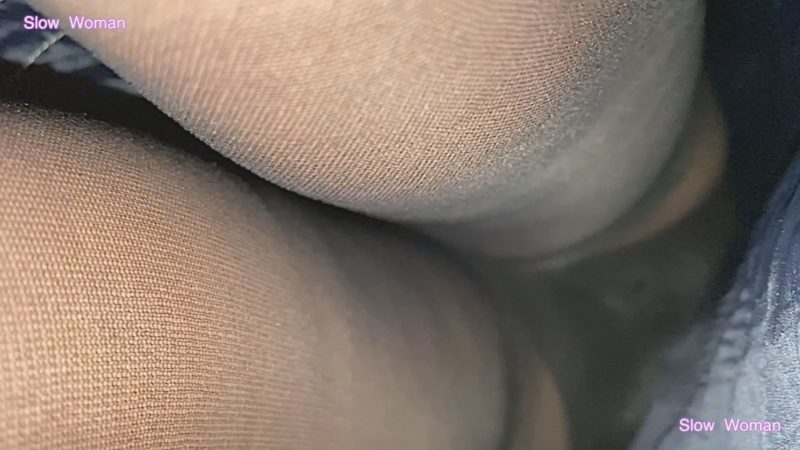 PcolleGcolleパンチラSlow Woman【Pcolle期間限定】魅惑のCAさんSP3☆遂に制服CAさんのパンチラGET!長身美尻で至福の悶絶^ ^-8