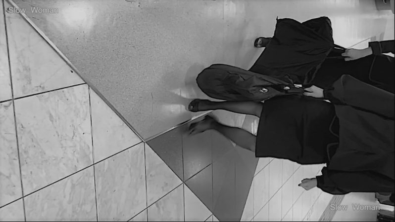 PcolleGcolleパンチラSlow Woman【Pcolle期間限定】魅惑のCAさんSP3☆遂に制服CAさんのパンチラGET!長身美尻で至福の悶絶^ ^-2