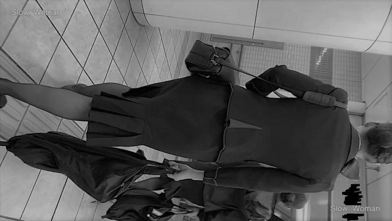 PcolleGcolleパンチラSlow Woman【Pcolle期間限定】魅惑のCAさんSP3☆遂に制服CAさんのパンチラGET!長身美尻で至福の悶絶^ ^-3
