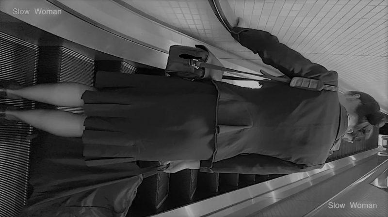PcolleGcolleパンチラSlow Woman【Pcolle期間限定】魅惑のCAさんSP3☆遂に制服CAさんのパンチラGET!長身美尻で至福の悶絶^ ^-4