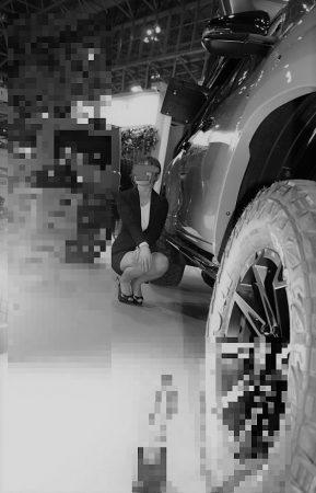 PcolleレビューGcolleパンチラさい【6000px】東京オートサロン2020のエッチなキャンギャルちゃん★3日目【その4】-7