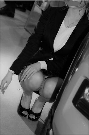 PcolleレビューGcolleパンチラさい【6000px】東京オートサロン2020のエッチなキャンギャルちゃん★3日目【その4】-9