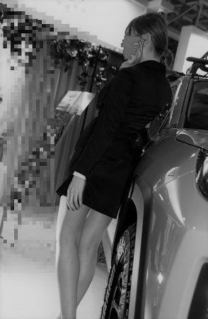 PcolleレビューGcolleパンチラさい【6000px】東京オートサロン2020のエッチなキャンギャルちゃん★3日目【その4】-3