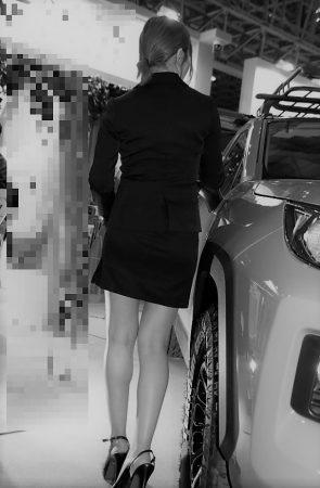 PcolleレビューGcolleパンチラさい【6000px】東京オートサロン2020のエッチなキャンギャルちゃん★3日目【その4】-4