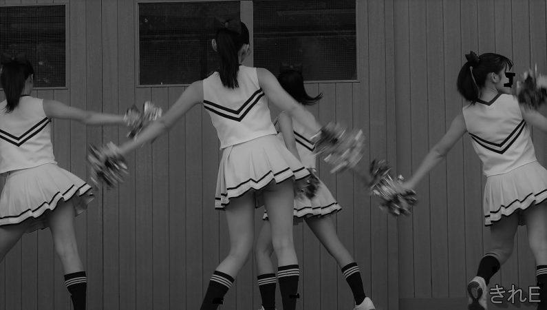 PcolleレビューGcolleパンチラきれE【4K高画質】僕の妹はKチアガール Part10-5
