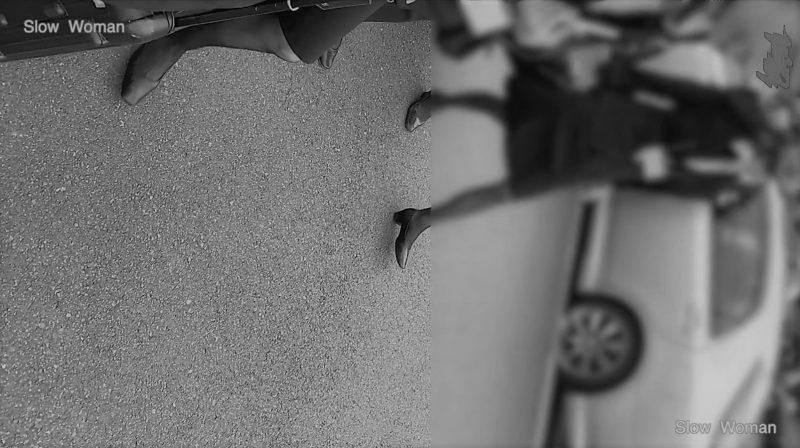 PcolleレビューGcolleパンチラSlow Woman【限定品】魅惑のCAさんSP6☆ホテルへ向かうクルー粘着!エスカでP堪能悶絶^ ^-2