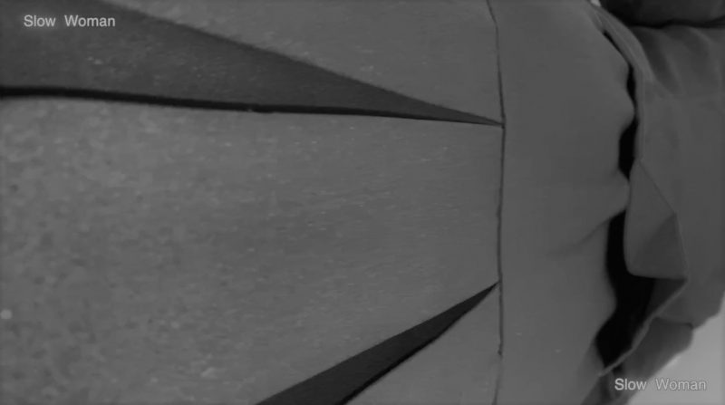PcolleレビューGcolleパンチラSlow Woman【限定品】魅惑のCAさんSP6☆ホテルへ向かうクルー粘着!エスカでP堪能悶絶^ ^-5