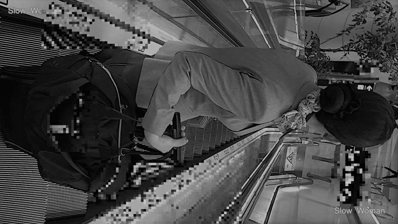 pcolleレビューgcolleパンチラSlow Woman【超貴重品】魅惑のCAさんSP7☆念願のエアライン!粘着の末にPゲット^ ^3