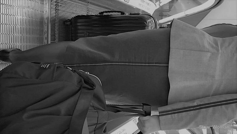 pcolleレビューgcolleパンチラSlow Woman【超貴重品】魅惑のCAさんSP7☆念願のエアライン!粘着の末にPゲット^ ^2