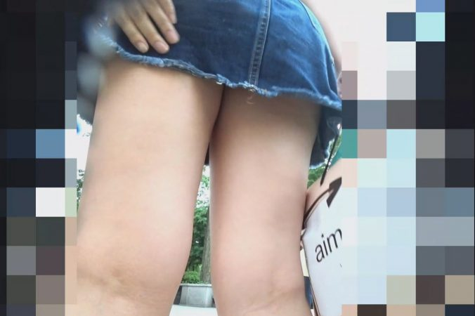 PcolleレビューGcolleパンチラエロスの解明者ペニス佐野ひ●こ似JD-12