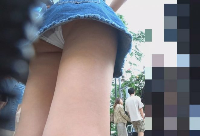 PcolleレビューGcolleパンチラエロスの解明者ペニス佐野ひ●こ似JD-15