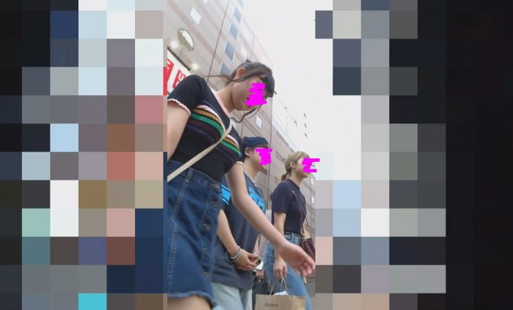 PcolleレビューGcolleパンチラエロスの解明者ペニス佐野ひ●こ似JD-1