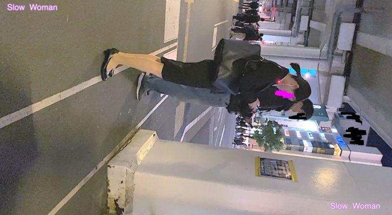 PcolleレビューGcolleパンチラSlow WomanリクルートスーツSP38☆スレンダーリクスゲット!クロッチ丸見えPに悶絶^-14