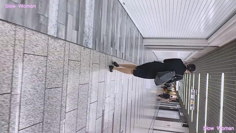 PcolleレビューGcolleパンチラSlow WomanリクルートスーツSP38☆スレンダーリクスゲット!クロッチ丸見えPに悶絶^-1