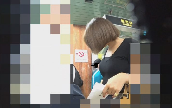 PcolleレビューGcolleパンチラエロスの解明者ペニスパンチラ-2