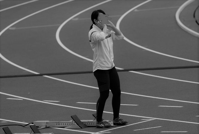PcolleレビューGcolleパンチラnakakes【期間限定】超絶美人選手収録!陸上超美人アスリート12-2