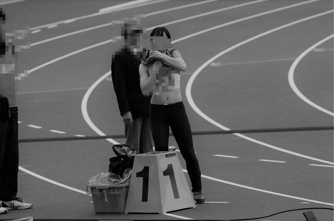 PcolleレビューGcolleパンチラnakakes【期間限定】超絶美人選手収録!陸上超美人アスリート12-3