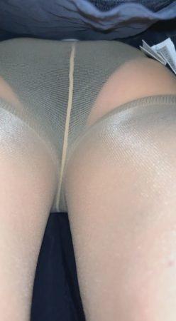 PcolleレビューGcolleパンチラダークweb【新人OL】某大手銀行勤務の超可愛いOLさんのタイトスカートのなかを盗撮!美脚-8