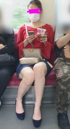 PcolleレビューGcolleパンチラ感動の最終回【412まで顔出し】絶対にパンツ見える服装で絶対にパンツ見せてくれるお姉様-7