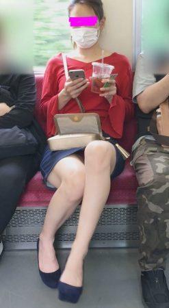 PcolleレビューGcolleパンチラ感動の最終回【412まで顔出し】絶対にパンツ見える服装で絶対にパンツ見せてくれるお姉様-8