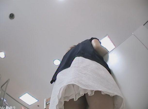 PcolleレビューGcolleパンチラMr研修生137 9分 超かわいいアイドル店員さん-02-3