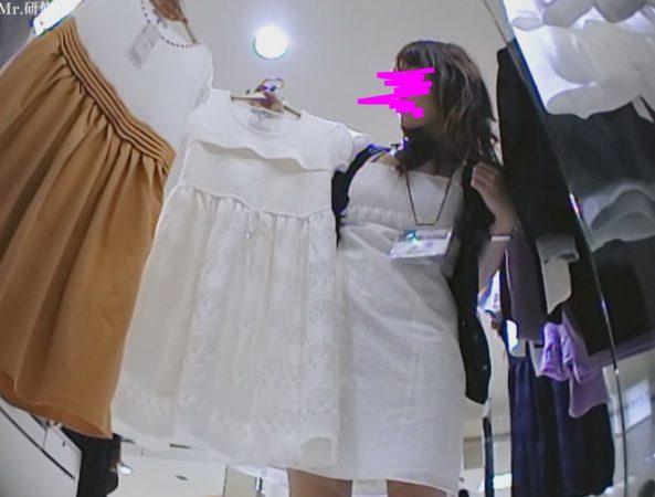 PcolleレビューGcolleパンチラMr研修生137 9分 超かわいいアイドル店員さん-02-12