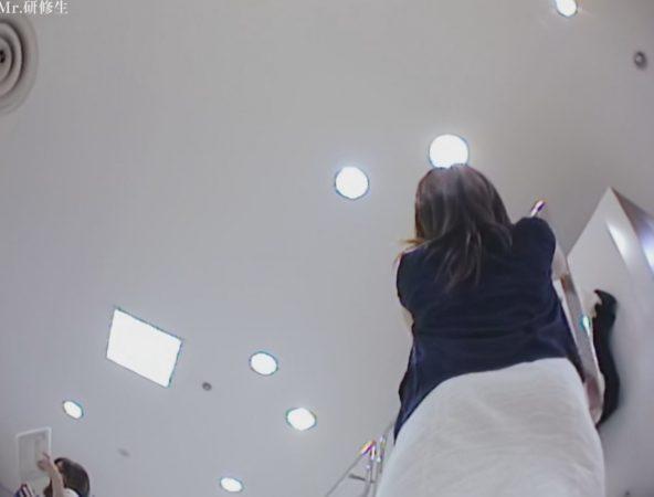 PcolleレビューGcolleパンチラMr研修生137 9分 超かわいいアイドル店員さん-02-13