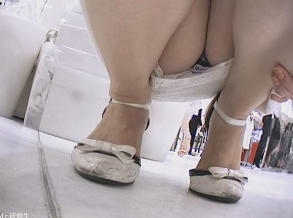 PcolleレビューGcolleパンチラMr研修生137 9分 超かわいいアイドル店員さん-02-27