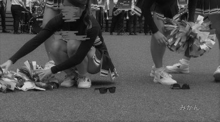 PcolleレビューGcolleパンチラみかん【期間限定販売】cheer18 大学チアステージ(特典映像つき)-1