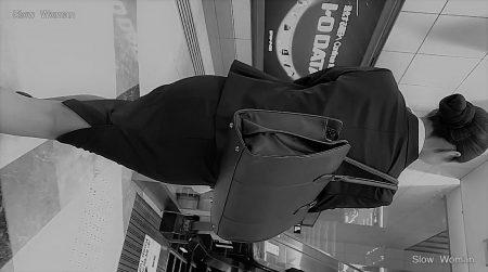 PcolleレビューGcolleパンチラSlow WomanリクルートスーツSP37☆モデル級!スレンダーリクスちゃん粘着の末パンチラGET^ ^-3