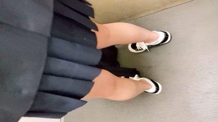 PcolleレビューGcolleパンチラねんいち18登校(内1ホーム)-5