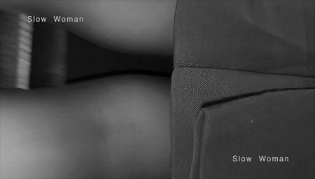 PcolleレビューGcolleパンチラSlow Woman【絶品】魅惑のCAさんSP21☆新制服パンチラ!興奮の黒Pと網目に大悶絶^ ^-8